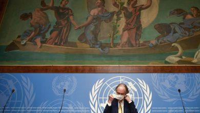 تنطلق اليوم في جنيف الجولة الخامسة من اجتماعات اللجنة المصغرة (فابريس كوفريني/فرانس برس)